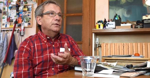 Raoul Hedebouw: Je ne veux plus que l'ex-juge Panier soit candidat sur une liste PTB