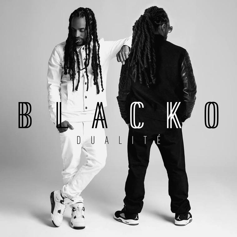 """Blacko cherche son """" Equilibre """" dans son nouveau clip"""