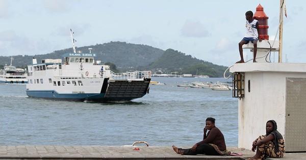 Entre les Comores et Mayotte se rejoue en miniature la tragédie des migrants en Méditerranée | Slate Afrique