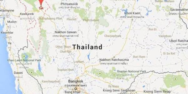 Accident de bus à Tak : au moins 30 morts et 20 blessés