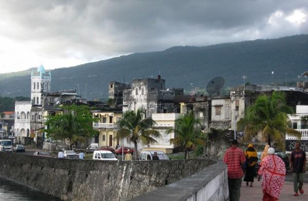 Comores : une quarantaine de détenus s'échappent de la prison de Moroni