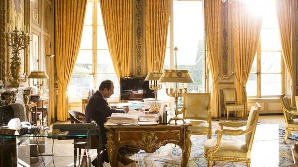 François Hollande, dernier jour à l'Elysée