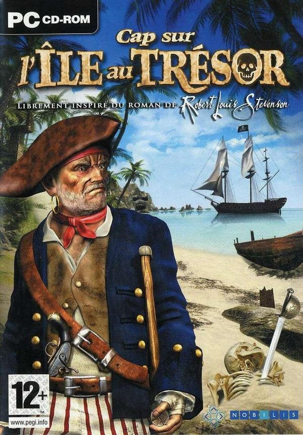 [VD] Cap sur l'île au Trésor - 2006 - PC