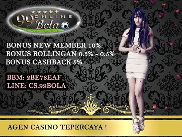 Beberapa Menu Di Dalam Judi Casino Online Sbobet Bola