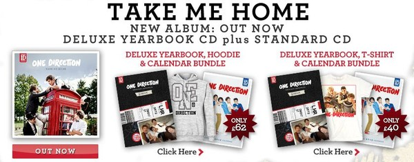 One Direction | Official Store - One Direction T-Shirts, Posters, Hoodies, Collectables, Accessories, CDs, DVDs and more
