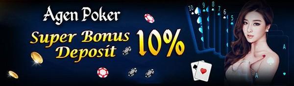 Situs Agen Poker Online Terpercaya Paling Murah
