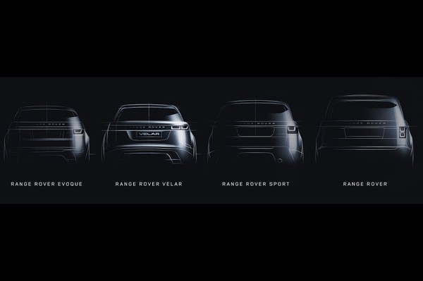 The coupe-ish SUV- Range Rover Velar