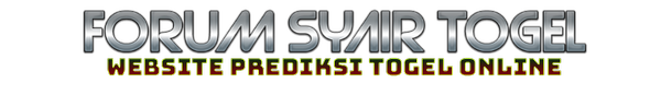 Forum Syair Togel - Prediksi Togel, Singapura, Hongkong, Sydney