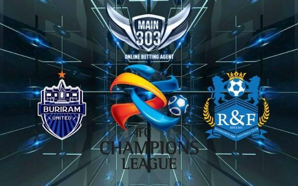 Prediksi Buriram United vs Guangzhou R&F 6 Mei 2015 AFC Champions League