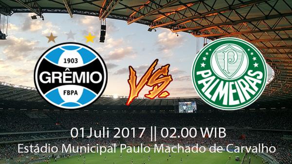 Prediksi Palmeiras vs Gremio dalam lanjutan Liga Brasil