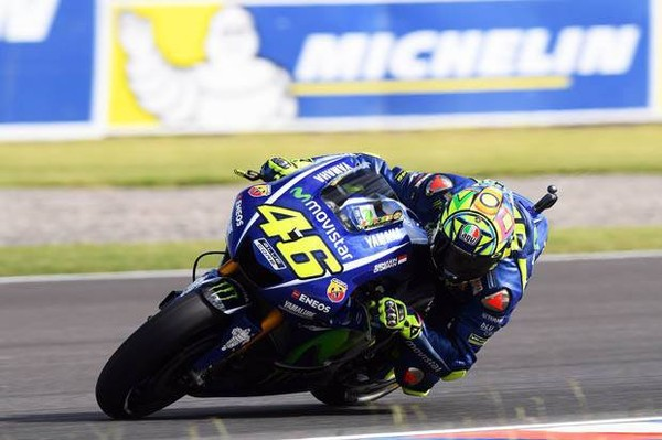 Kontroversi Ban Tambahan di MotoGP Argentina 2017, Ini Kata Rossi | Berita Olahraga Terkini