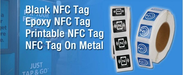 NFC tag Sticker, RFID Cards , NFC Epoxy Tag, NFC Wristbands Supplier in China