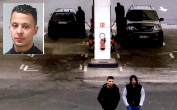 First pictures of Paris attacks suspect Salah Abdeslam