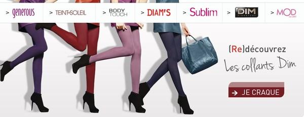 Boutique en ligne de sous-vêtements et de lingerie hommes et femmes - Dim.fr
