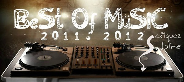 BeSt oF MuSiC 2011-2012