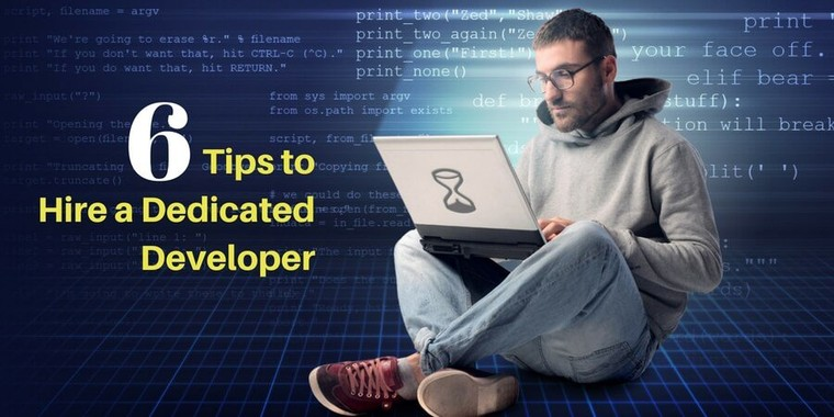 6 Tips to Hire a Dedicated Developer   Keyideas