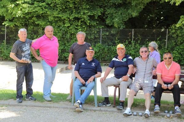 PETANQUE: Retour sur le grand prix de la Ville de Mâcon des vétérans en doublette!