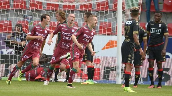 Le Standard s'incline à Zulte-Waregem dans un match terriblement ennuyeux
