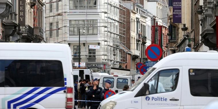 Un Français arrêté pour la tuerie du musée juif de Bruxelles