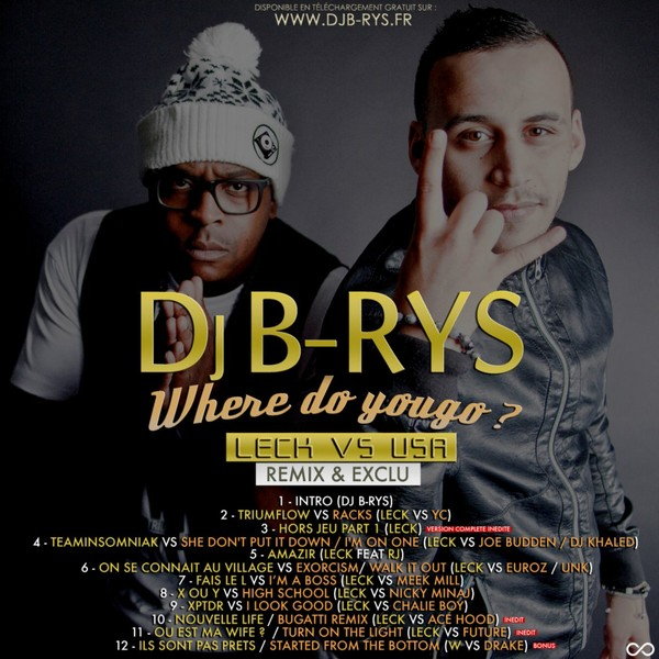 DJ B-RYS - WHERE DO YOUGO?