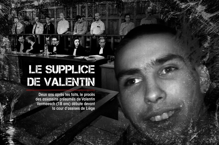 Le supplice de Valetin