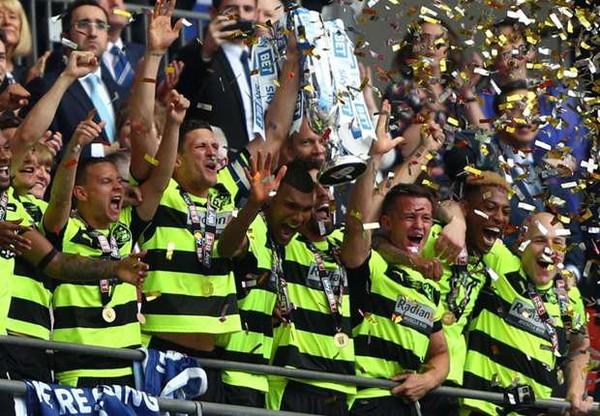Huddersfield Town Promosi Ke Liga Primer Inggris | Berita Olahraga Terkini