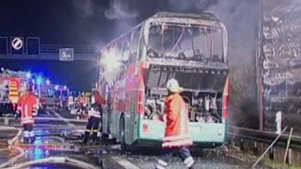 Allemagne : 20 morts à cause d'un mégot mal éteint - Monde - TF1 News