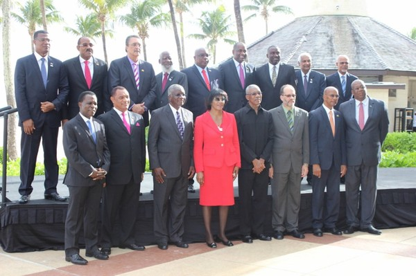 Antigua and Barbuda Participates in the conference of CARICOM Heads of State & Goverment | Caribarena Antigua and Barbuda