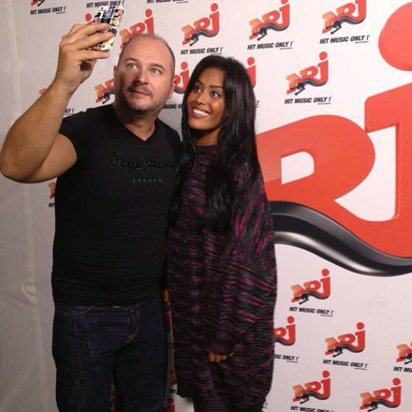 .@inst_amel | #cauet #and #me #nrj
