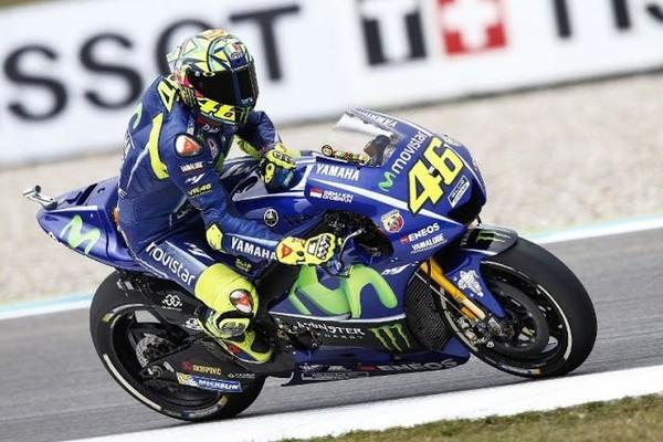 Rossi Menangi Balapan Seru di Assen | Berita Olahraga Terkini