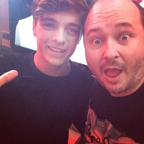 .@cauetofficiel | @martingarrix with me !! | Webstagram