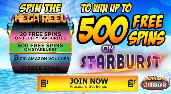 One of the best new slot site is Divine Slots