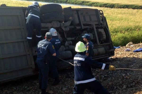 Russie: au moins 16 morts dans une collision entre deux autobus | Europe