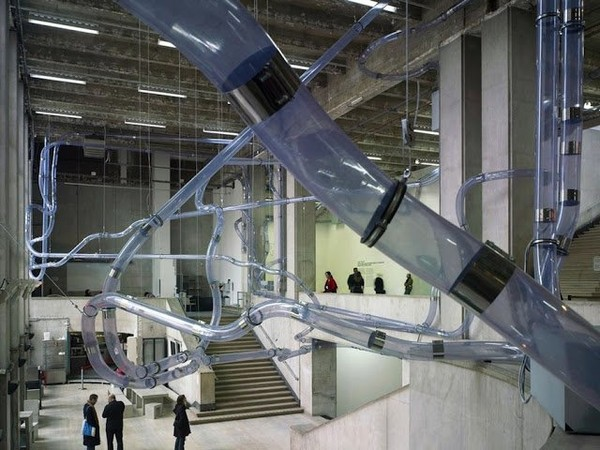 Exposition Art Blog: Serge Spitzer - Art Installation