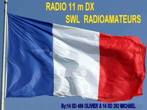 Radio 11m DX - SWL RADIOAMATEURS :: LISTE DES DIVISIONS