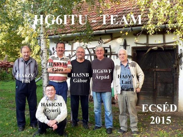 HG6ITU Callsign Page