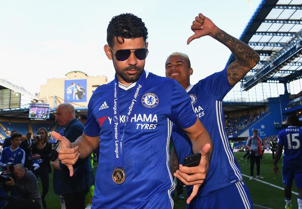 Diego Costa Masih Tunggu Keputusan Chelsea | Berita Olahraga Terkini