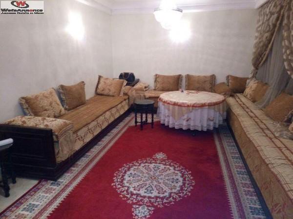 Appartement location appartement 92 m² meublé a Maarif Region Casablanca Settat Casablanca - Wafa annonce