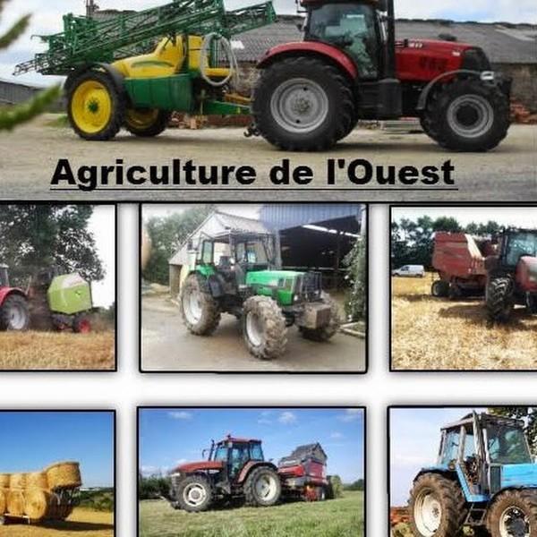Agriculture de l'Ouest et JD8330