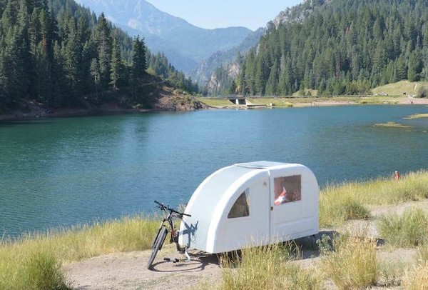 Amazing simple camper hitches - NICE PLACE TO VISIT