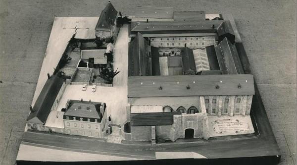 Rennes. À la recherche de la maquette perdue du couvent des Jacobins