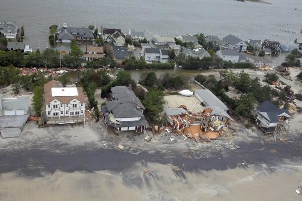 Etats-Unis: Sandy, une tempête à 20 milliards de dollars