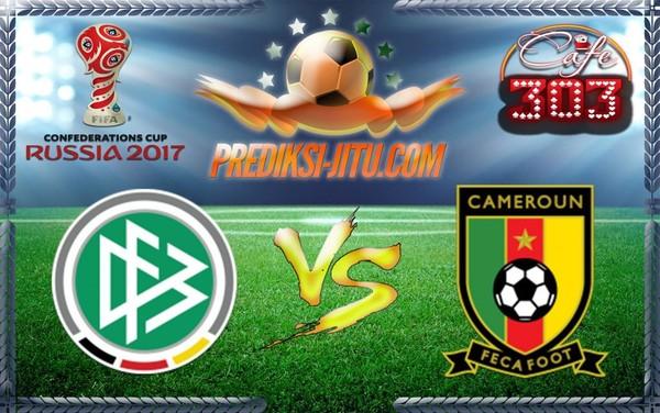 Prediksi Skor Jerman Vs Cameroon 25 Juni 2017 | Prediksi bola online | Prediksi jitu | prediksi togel