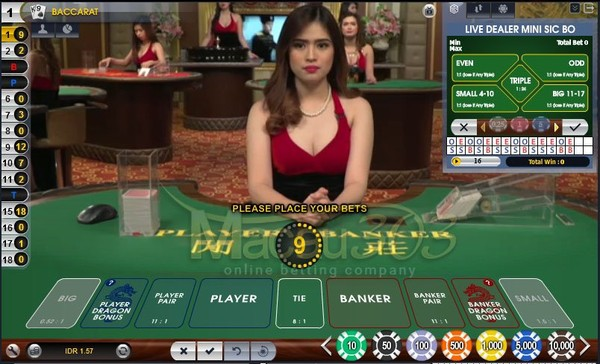 Situs Judi Casino Online Khusus Member VIP Limit Bet Besar