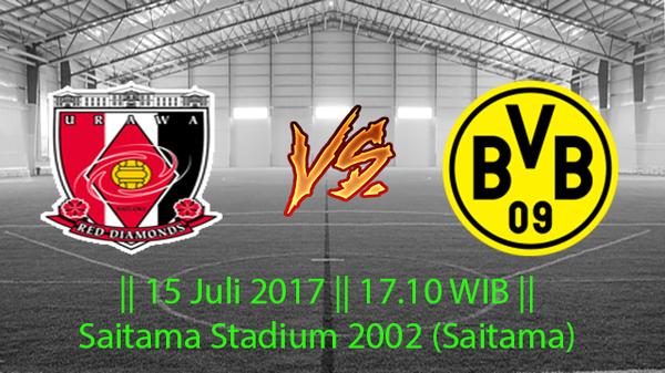 Prediksi Urawa Reds vs Borussia Dortmund J.Leagues World Challenge