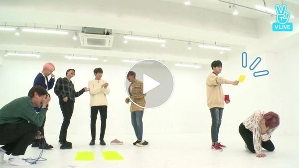 [V LIVE] BTS GAYO - track 14