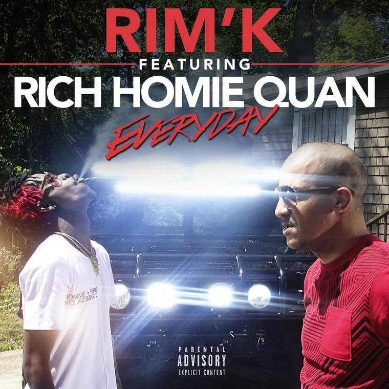"""Découvrez le nouveau clip Rim'K feat. Rich Homie Quan """" Everyday """""""