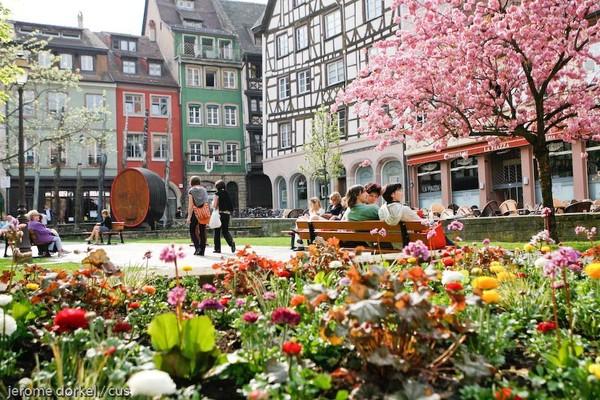 Strasbourg parmi les villes les plus romantiques au monde