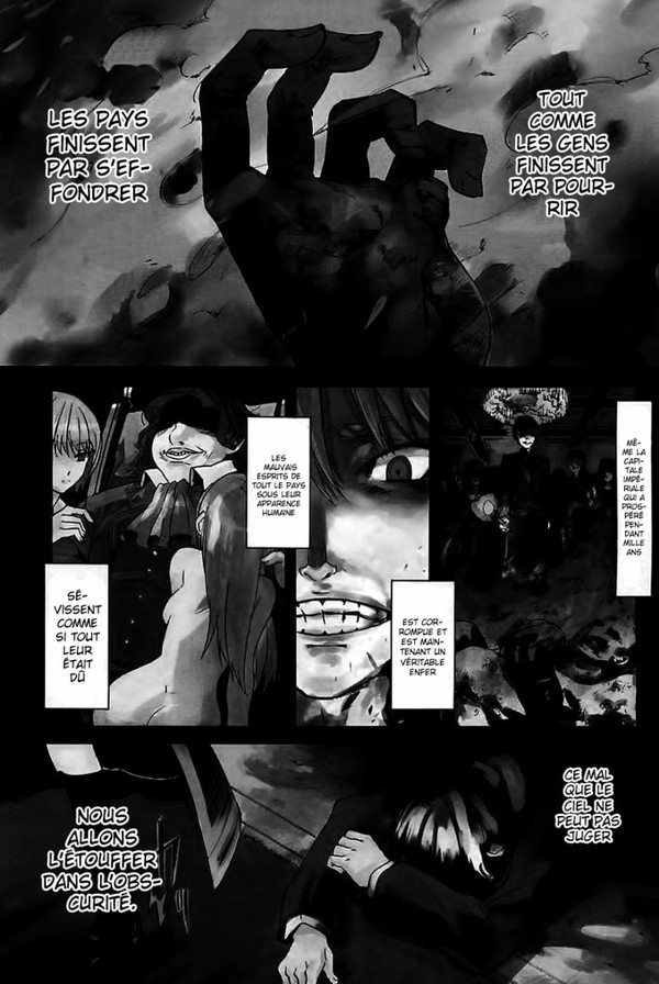 Scan Akame Ga Kiru 1 VF