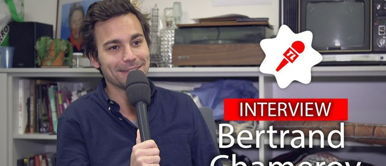 """Bertrand Chameroy : """"Avec les OFNI Awards de la présidentielle, on va récompenser le pire de la politique"""" (VIDEO)"""